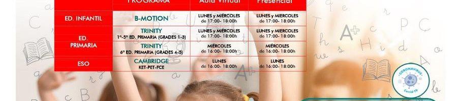 Escuela de Idiomas Santa Rita